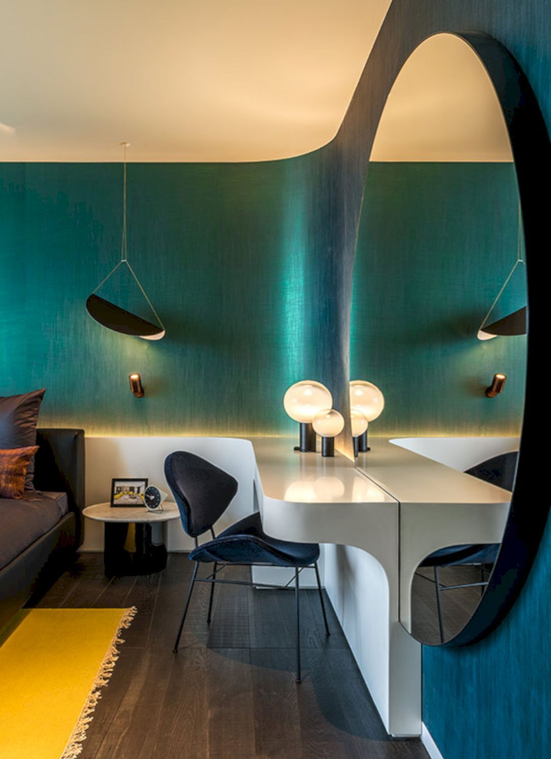 Chromatic Spaces: Premium Apartments with Color and ...