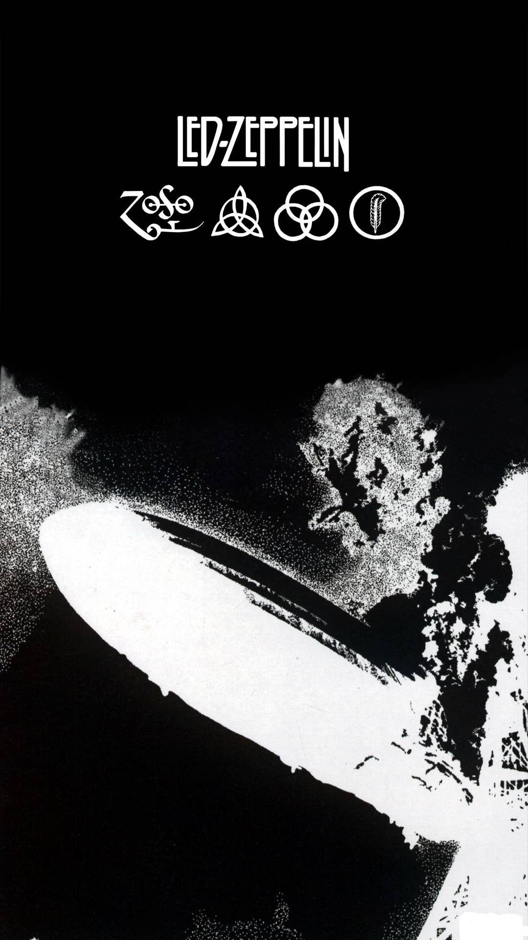Pin On Led Zeppelin