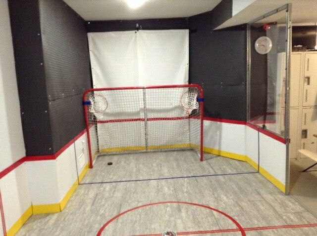 Shooting Tarps Custom Made To Protect Pucks From Going