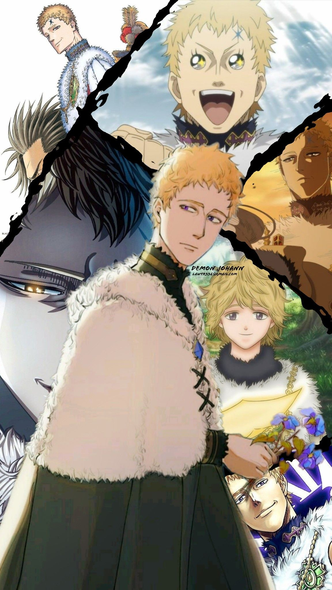 Black Clover Anime Thenightanime Com Vozeli Com I want to see more of him. vozeli com