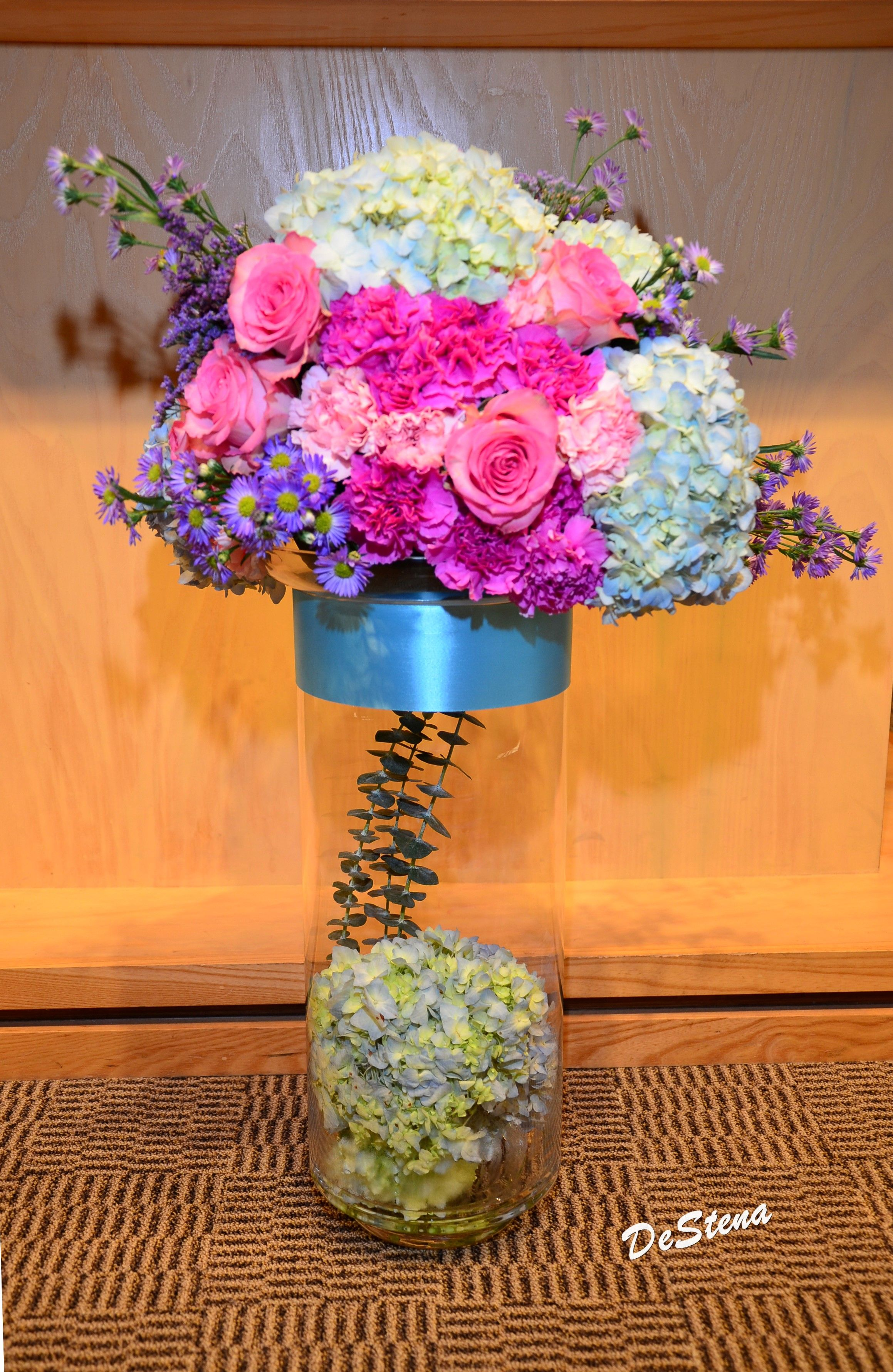 Bimah Flowers Tie A Bow Event Planning Tieabowdallas