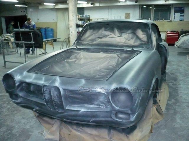 1964 BMW 3200 CS Bertone