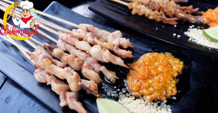 Resep Dan Tips Membuat Sate Taichan Ala Penjual Di Senayan Gurih Dan Enak Resep Sate Taichan Makan Malam Makanan Masakan