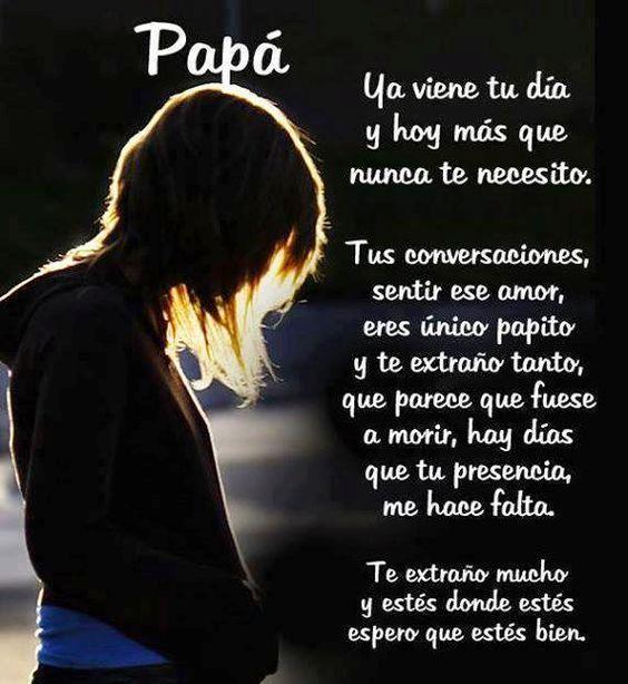 Imágenes Con Frases Para Un Padre Fallecido Que Está En El Cielo Frases Hoy Frases Para Padres Frases Para Papa Fallecido Frases Para Papa