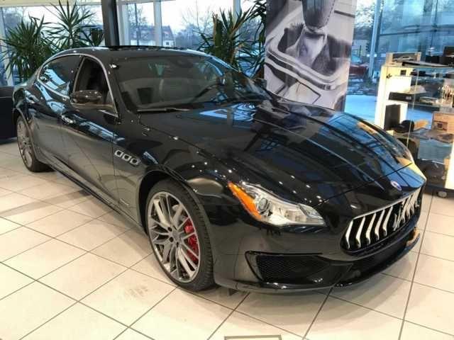 Edel Und Sportlich Zugleich Der Maserati Quattroporte In Der