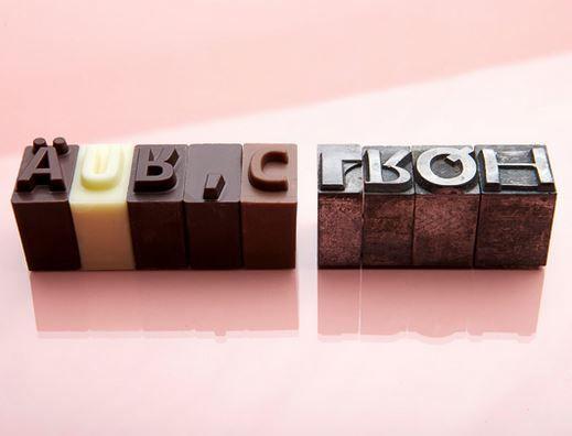 Das Perfekte Valentinstagsgeschenk Für Typo Liebhaber   © Typolade #ndu  #newdesignuniversity