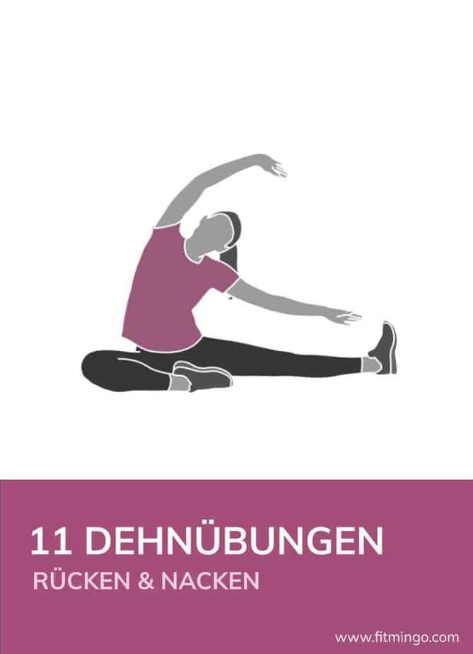 Photo of 11 Dehnübungen für Rücken und Nacken (mit Bildern) – Fitmingo