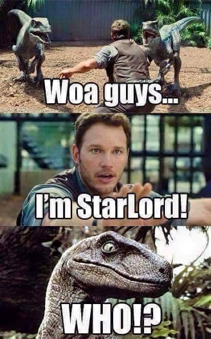 Star Lord Memes