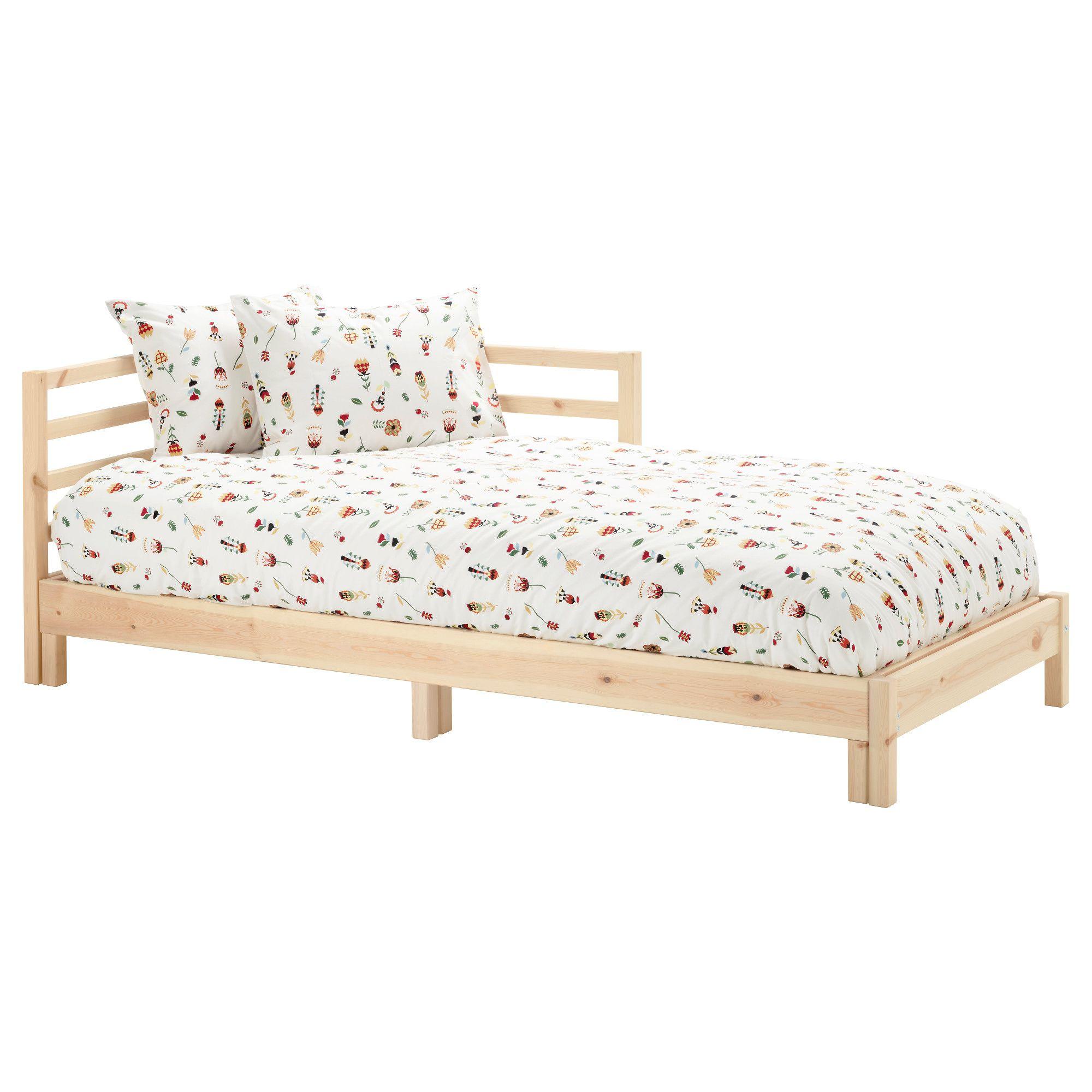 TARVA Estructura de diván, pino | Camas y Decoración