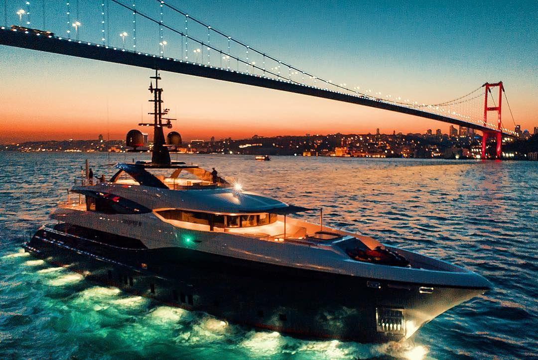 Bilgin Yachts Official On Instagram Starburst Iii Sunset Shot