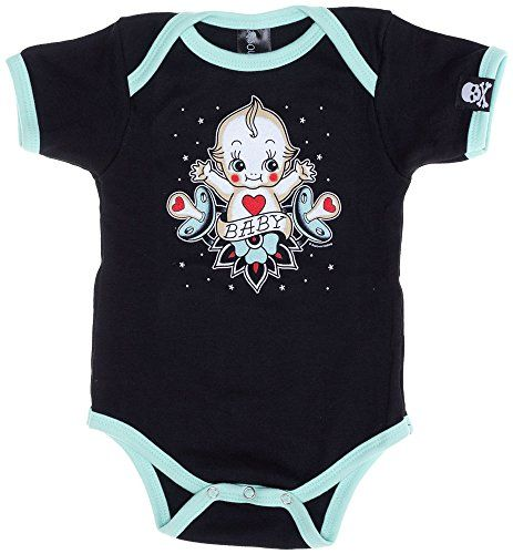 Black Baby Doll Tattoo: Sourpuss Baby Kewpie One Piece 36M * More Info Could Be