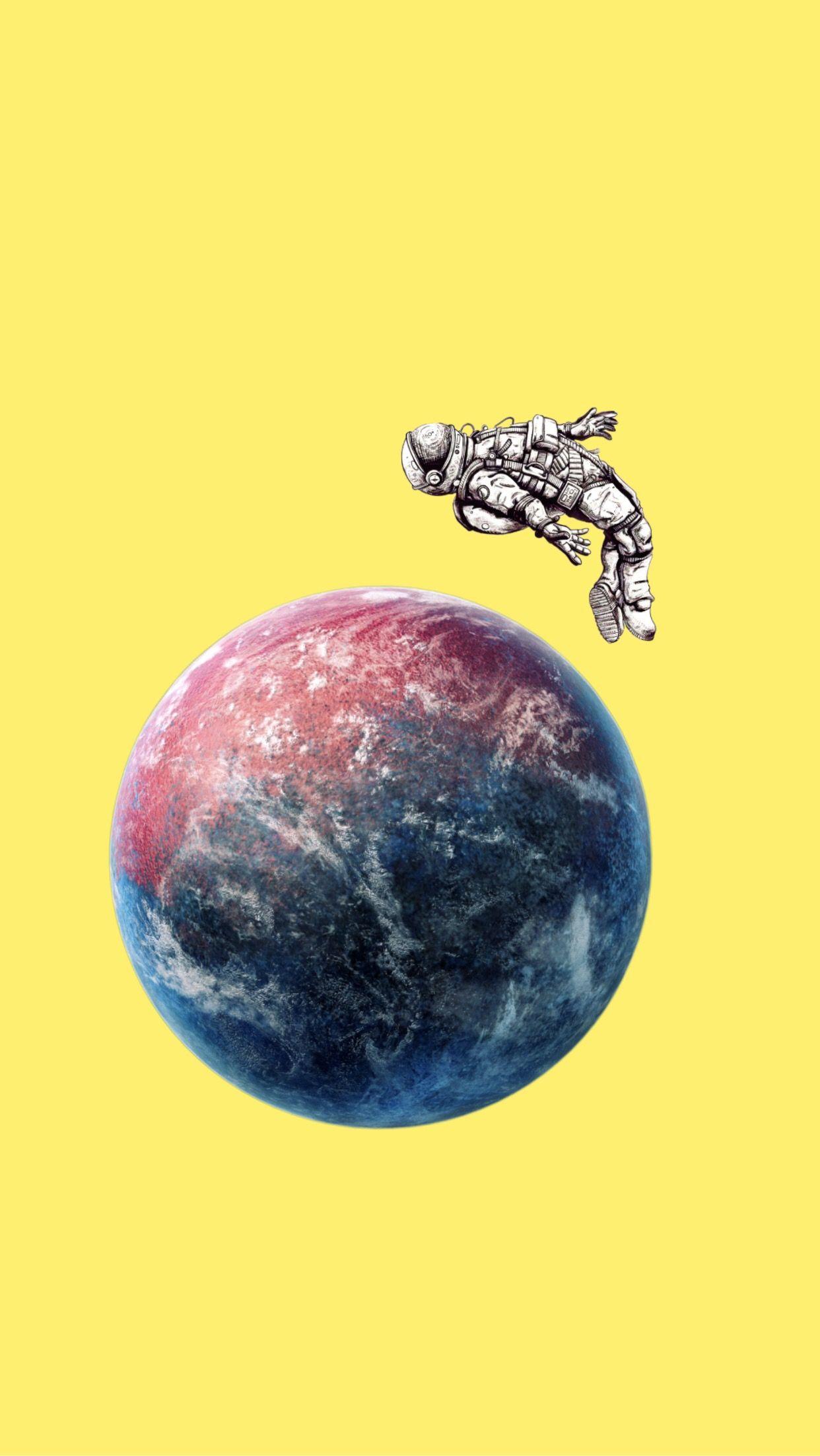 Astronaut wallpaper, Nature wallpaper ...