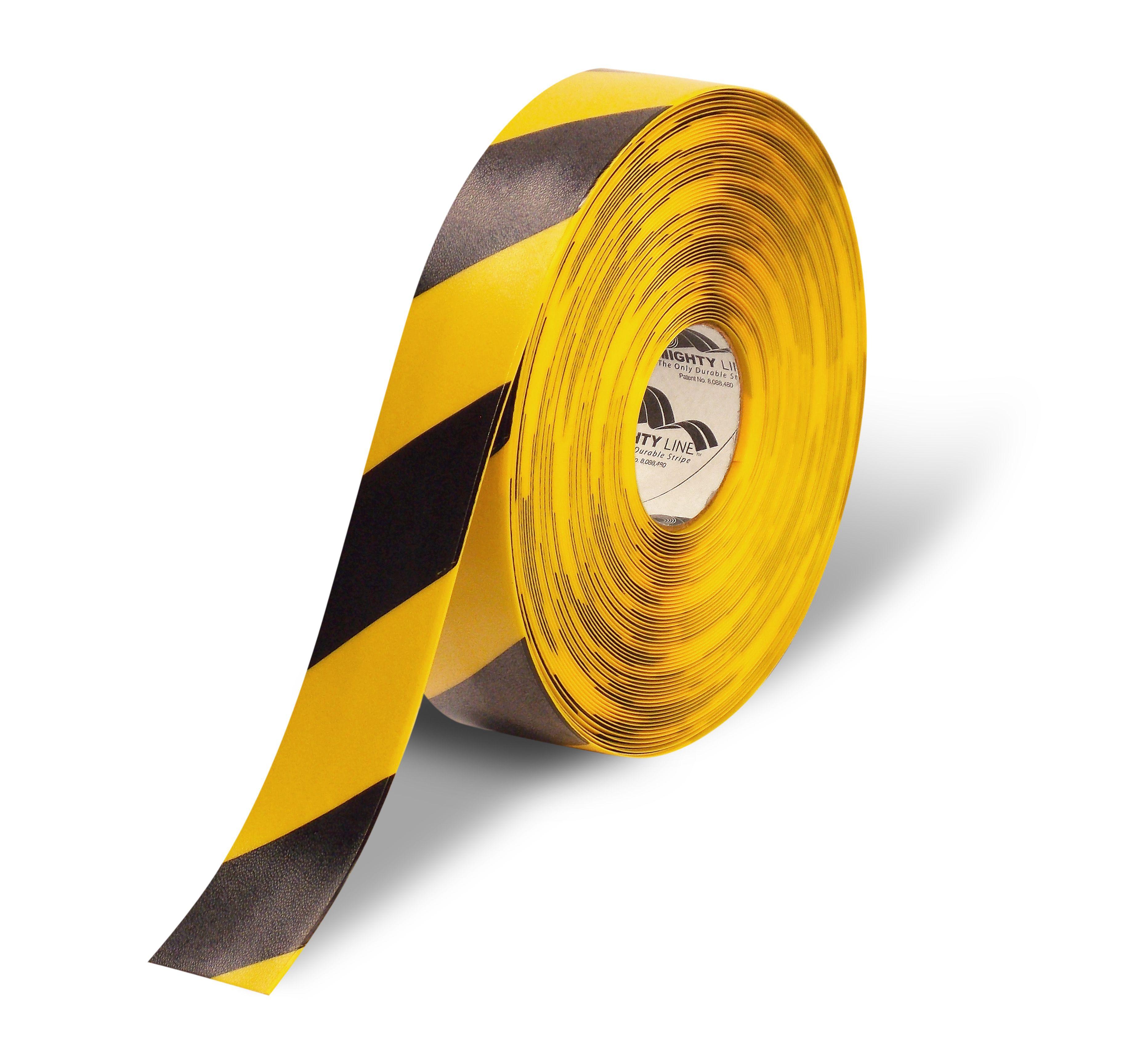 Mighty line floor tape floor tape chevron floor safety