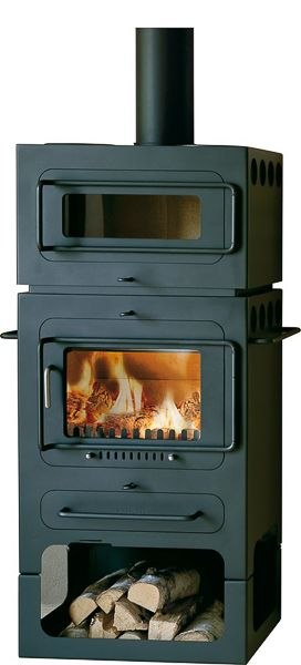 Hwam Classic 4 8kw Wood Burning Stove   £1,982.40 :
