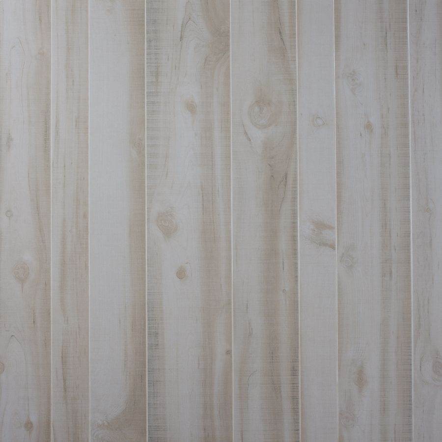 Shop Georgia Pacific 47 76 In X 7 98 Ft Recessed White Cedar Mdf Wall Panel At Lowes Com Wall Paneling Mdf Wall Panels Paneling Sheets