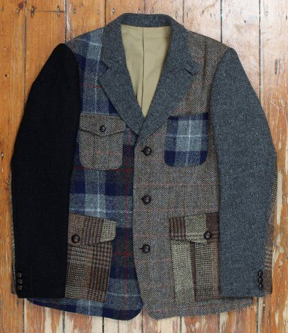 Tweed Jacket Was $719, Now | Up There Store