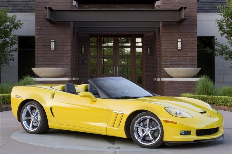 2010 Chevrolet Corvette Grand Sport Images Corvette