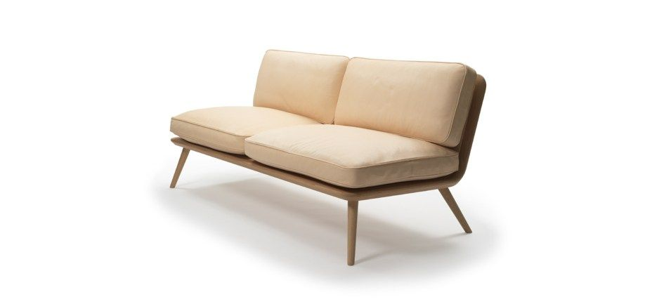the beautiful spine lounge by FREDERICIA