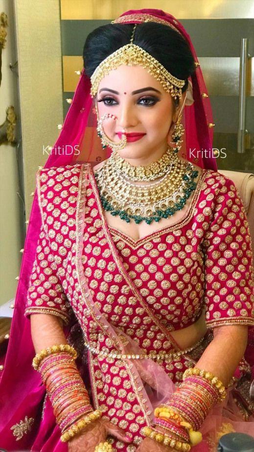 Untitled indiana indiana maquiagem Indian bridal