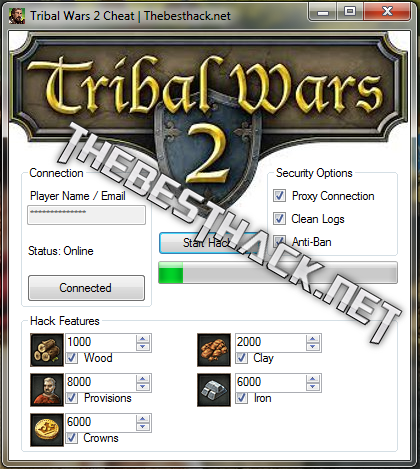 Roblox Cheat Engine Robux Hack 2016 Tribal Wars 2 Hack Cheat Generate Crowns Iron Clay Wood Provisions In 2020 Cheating War Hacks