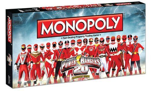 power rangers monopoly board game http www amazon com dp