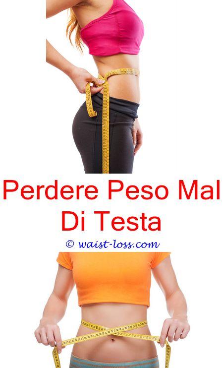 perdere peso rapidamente uomo