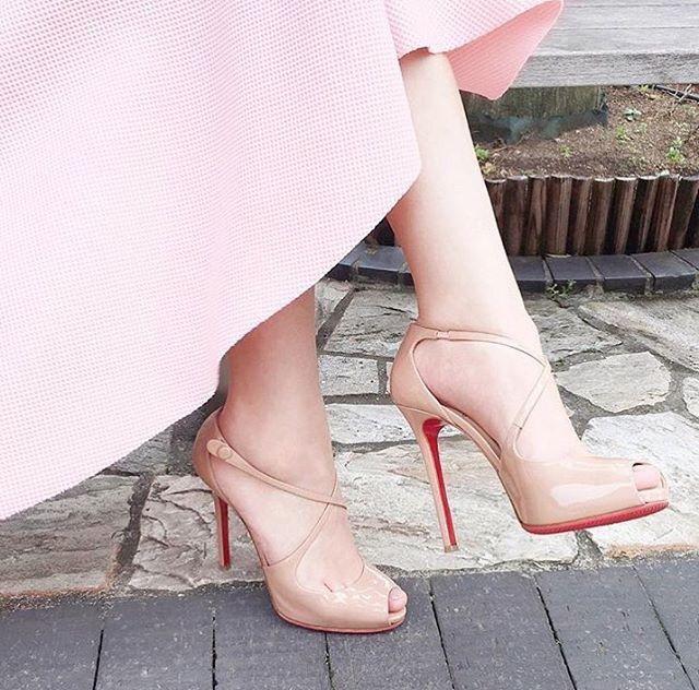 Glamor shoes