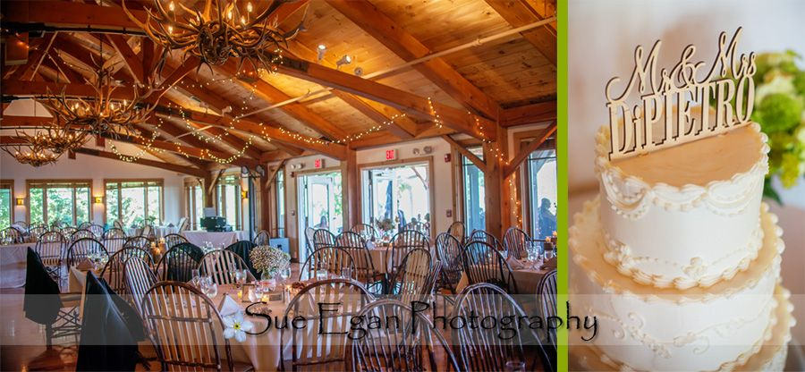 St Patricks Church Wedding Celebrated At Bristol Harbour Canandaigua Ny Antler Rustic