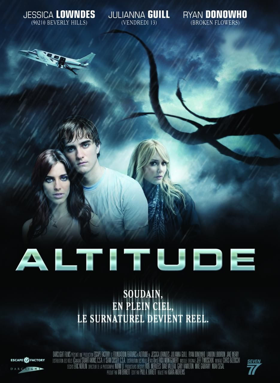 Altitude 2010 Be With You Movie Supernatural Force Movies 2017