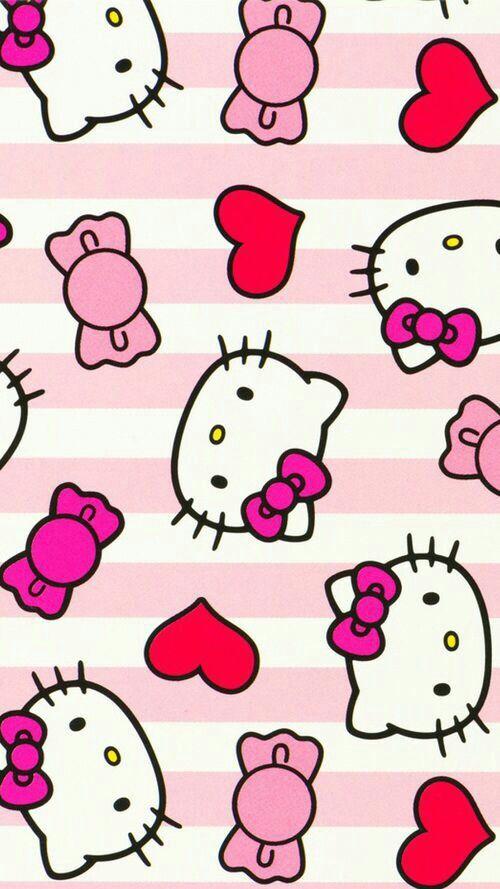 Pin By Melissa King On Hello Kitty Hello Kitty Wallpaper Hd Hello Kitty Backgrounds Hello Kitty Wallpaper