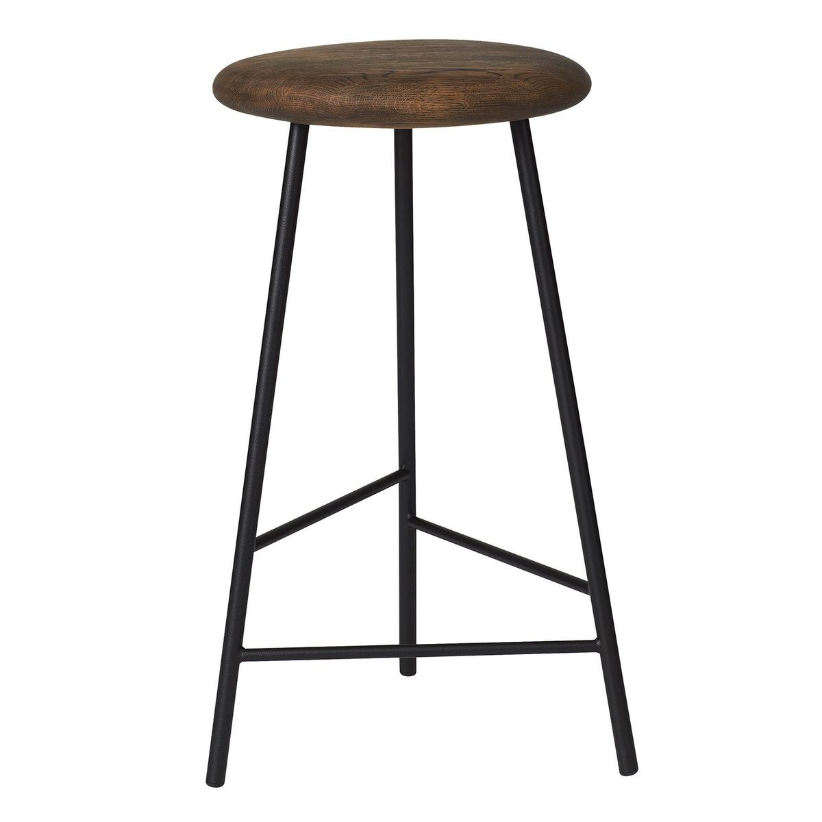 pebble bar stool by warm nordic was named after its smooth slightly rh pinterest com