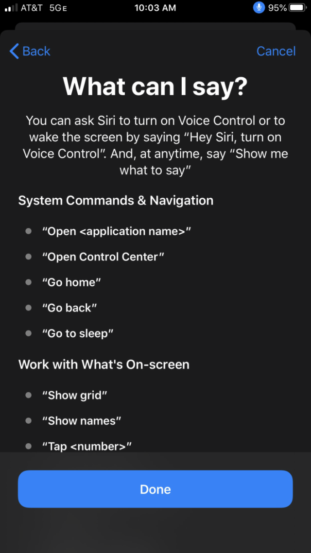Control your iPhone with your voice (and leave Siri out of