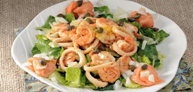 كيفية طبخ فواكه البحر مع الأرز Seafood Rice Food Seafood