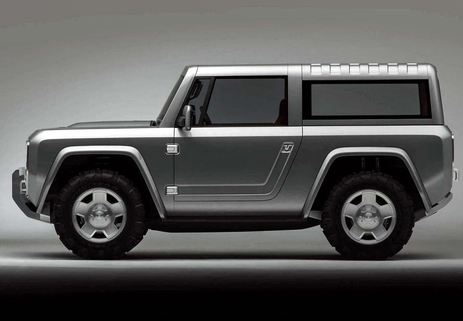 Jeep Should Read This Latest Reborn Ford Bronco Rumor