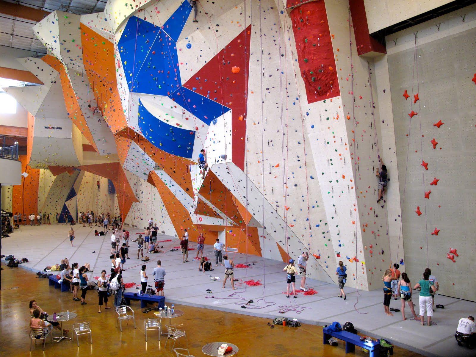 Stone Summit. Largest Climbing Gym In U.granted Killed Husband