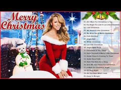 2019 Christmas Music.Merry Christmas 2019 Top Christmas Songs Playlist 2019