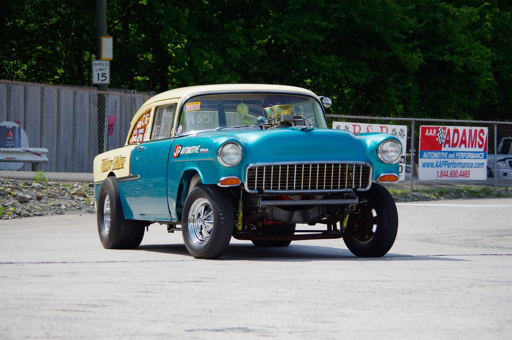 1955 Chevy Gasser Cool Chevys 1955 Chevy Cars Muscle Cars
