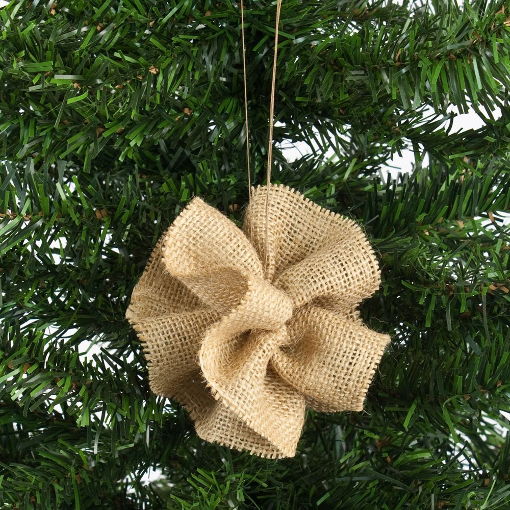 Online Shopping Bedding Furniture Electronics Jewelry Clothing More Burlap Christmas Tree Diy Christmas Ornaments Christmas Ornaments