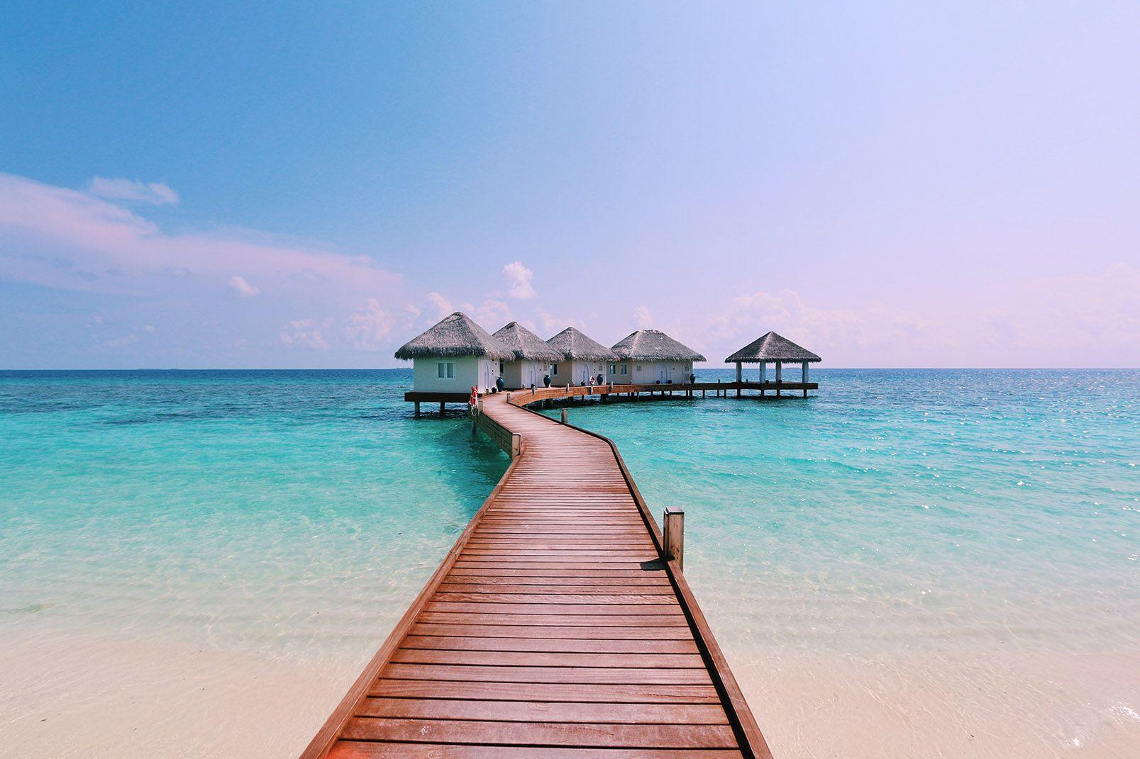 Spa area at Loama Maldives   Loama Resort Maldives ...