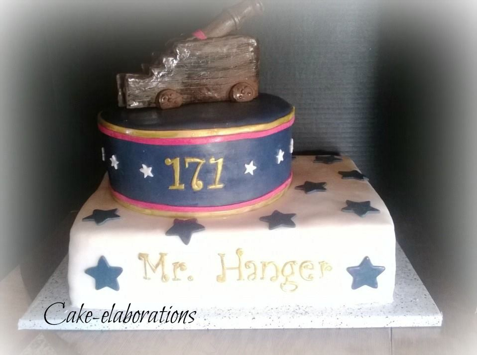 Civil War Cake Mr Hangar War Cake Themed Cakes Cake