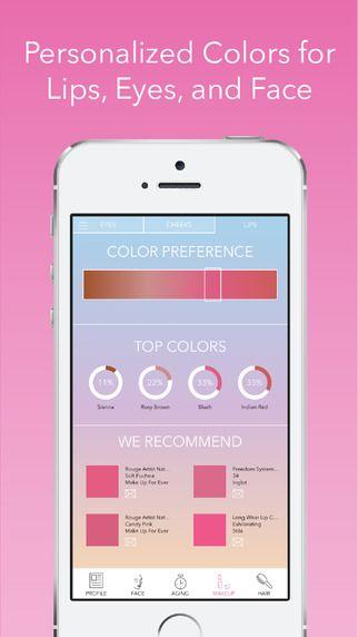 10 #Apps para melhorar a sua rotina de #beleza   #app #beauty #GooglePlay #AppleStore #BeautifulMe