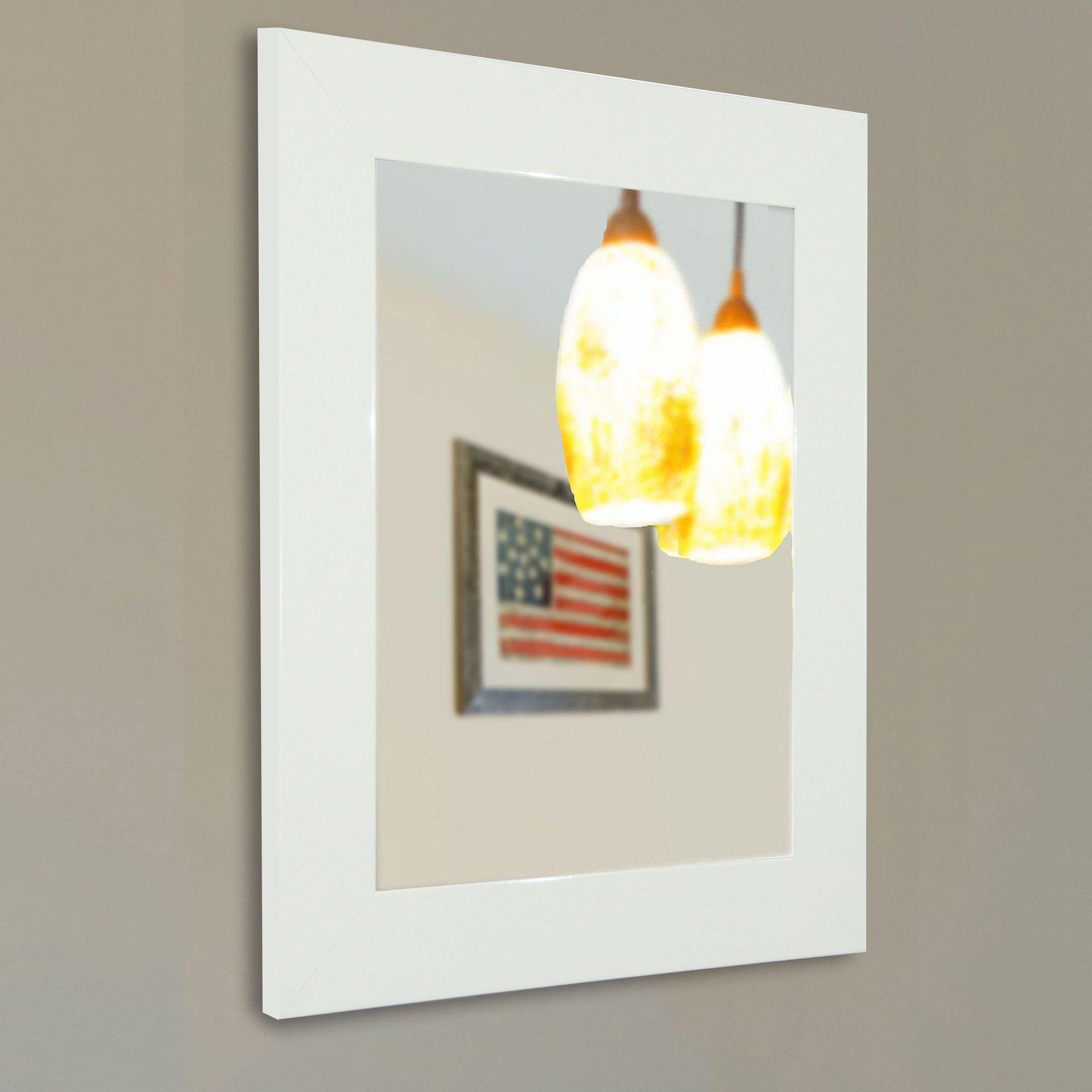 Albro Delta Wall Mirror   Products