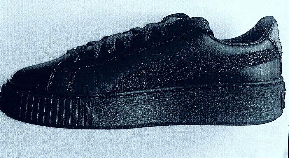 baskets plateforme femme puma