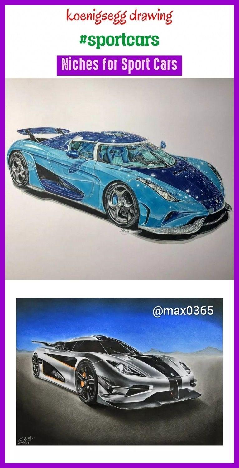 Koenigsegg drawing sportcars seo2020 cars. koenigsegg