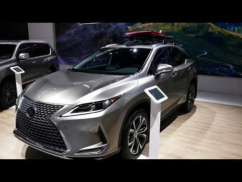 New 2020 Lexus Rx 350 Suv Exterior Interior Tour 2019 La Auto Show Los Angeles Ca Youtube Lexus Rx 350 Lexus Rx 350 Sport Sports Car