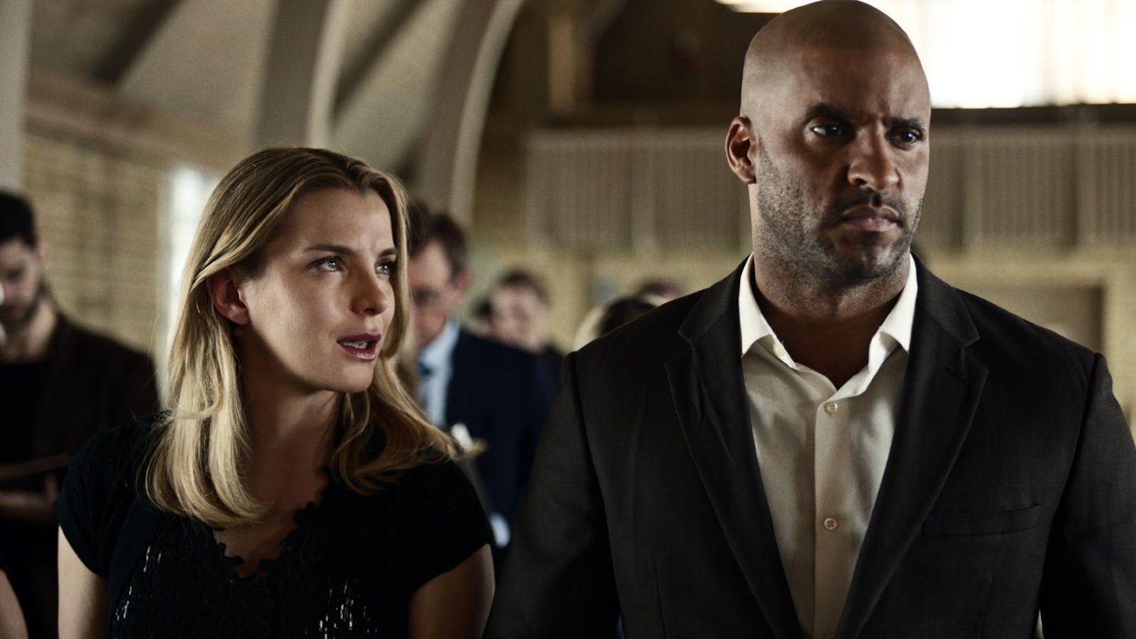 American Gods Trailers Clips Featurettes Images And Poster