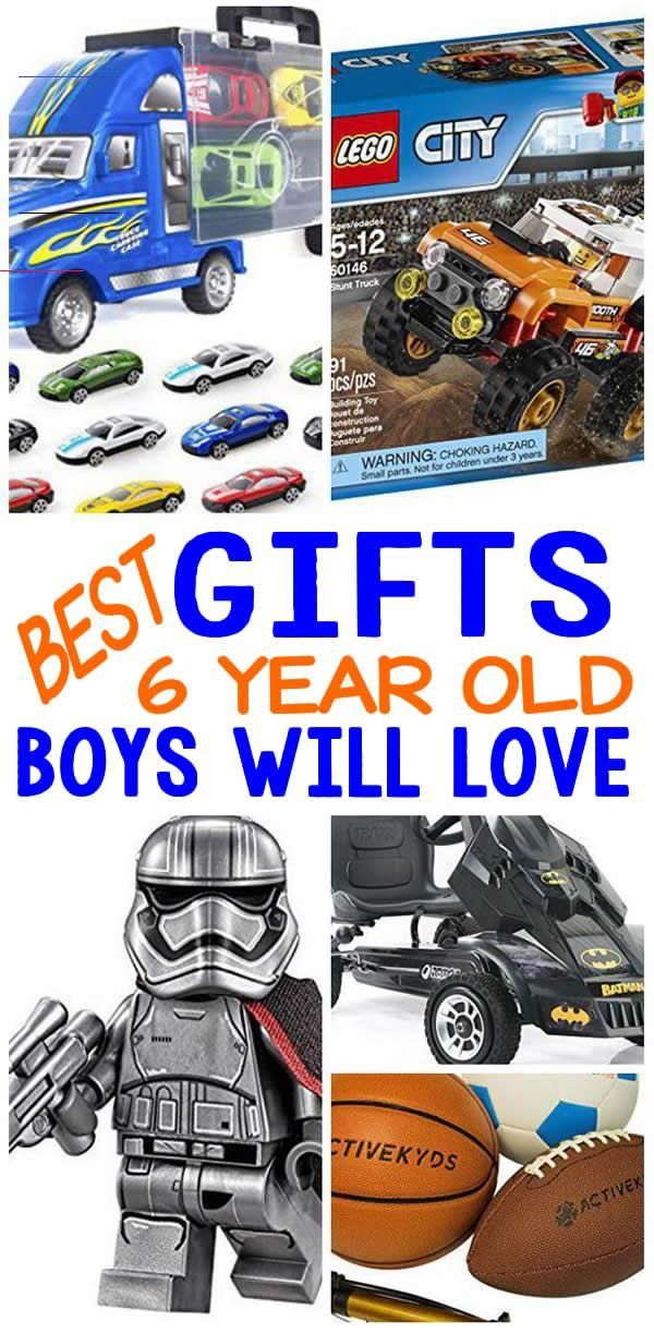 Gifts 6 Year Old Boys BEST Gifts 6 Year Old Boys! Top gift ...