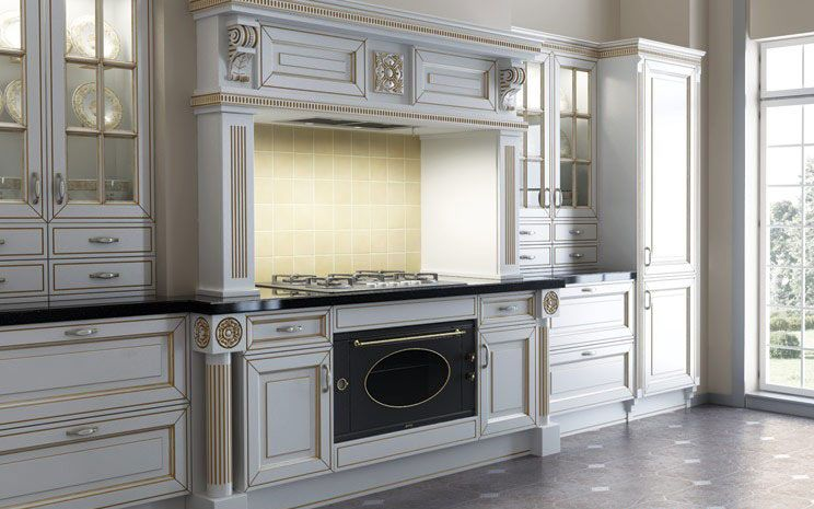 Luxury Classic Kitchen Designs by Giulia Novars | DigsDigs ...