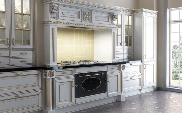 Luxury Classic Kitchen Designs By Giulia Novars Digsdigs