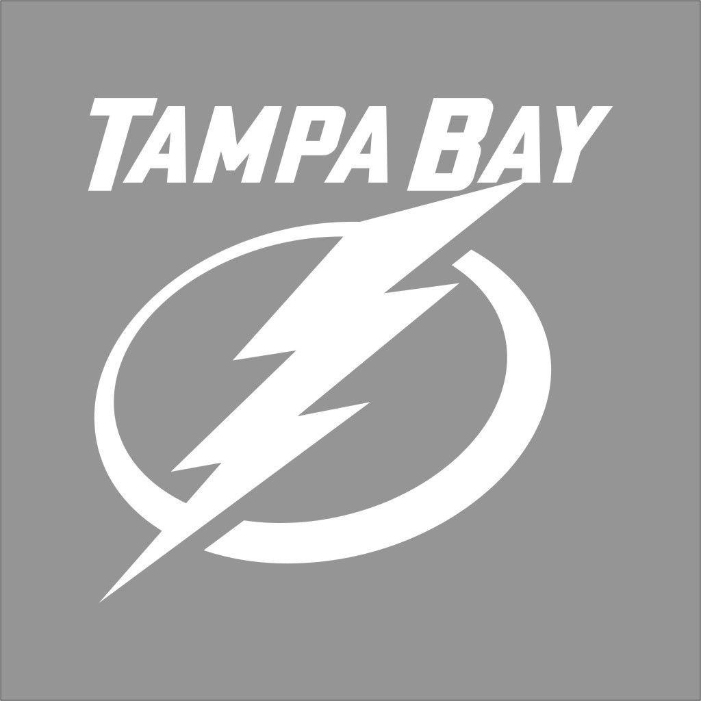 Tampa Bay Lightning 2 Nhl Team Logo 1color Vinyl Decal Sticker Car Window Wall Ebay Tampa Bay Lightning Tampa Bay Vinyl Decals [ 1024 x 1024 Pixel ]